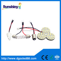 PCB 1210 33-SMD 12V LED Adapter Interior Car Truck Dome/ Panel Light 2 years warranty