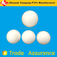 New product 100% Vrigin PTFE material ball