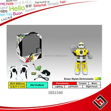 2015 New products 3ch rc robot with infrared,wisdom rc robot