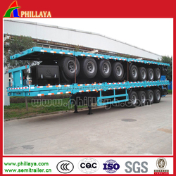 China have a competitive advantage 40ft shipping container (skeleton type or flat type for choose)