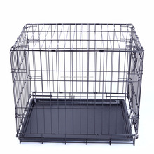 Wholesale Stainless Steel large Dog Cage Pet Cage