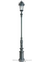 Antique Outside Garden Street Lighting Pole /Garden Post Light