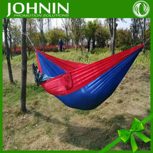 Hot selling one person hanging swinging hammock