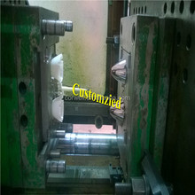 ABS chrome plated plastic parts injection mold with mirror polishing