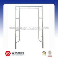 1219*1700 OEM steel scaffolding frames/portable scafolding/adjustable work