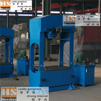 Long door hydraulic machine table can move up and down