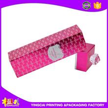 Hot China factory hand crank music box with printing paper box