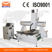 the cost of 3D 4 axis 1325 woodworking CNC router machine