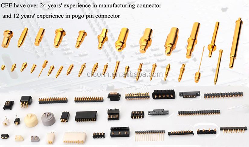 Smt Pogo Pin Connector Probe Connector Buy Probe