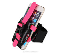 Running Sport Armband Xiaomi Case Pink Gym Mobile Phone Arm Holder waterproof armband case armband badge holder