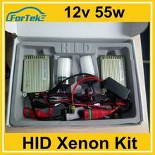 hot sale super slim 55w car replacement hid xenon kit H7 5000K 6000k 8000k