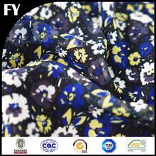 High quality custom digital printed fabric samples