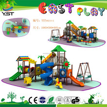 happy top sale fashionable high strength commercial outdoor playground equipment YST-40214-2