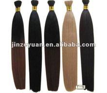 unprocessed silk straight 100% bazilian virgin hair extension supplier is the factory