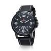 black white dial