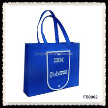 New Design High Quality Folding Bags Shopping For Promotion Tote Style