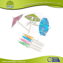 Party Decoration wood disposable cocktail picks in disposable Use