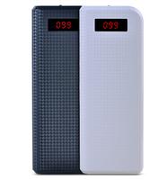 100% Original HK Brand Remax Proda LED Dual USB 20000mah Mobile Phone Power Bank with Retail Package