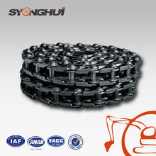 China produce High quality EX120 excavator track link/spare parts track link/track chain assy