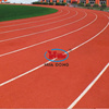 2014 Asian Games Supplier 13mm rubber athletic running tracks