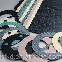 Sbr/br/nbr 100% non-asbestos gasket and engine rubber gasket China manufacurer