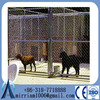 10x10x6 foot classic galvanized outdoor dog kennel/Outdoor Larger Dog Cages