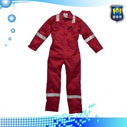 Cotton Fire Retardant Safety Coverall Suit