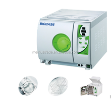 Table top autoclave strictly meets the standard of EN13060