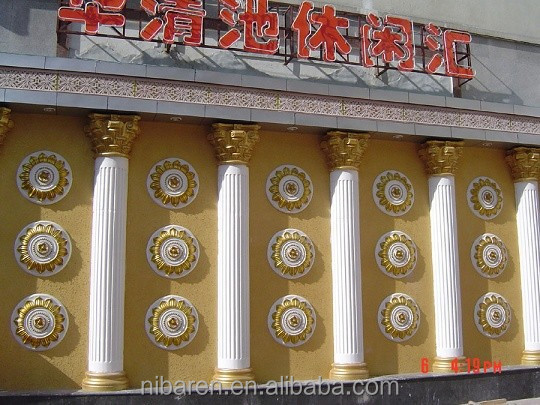 Custom haute qualit romaine pilier d coration sculpture for Decoration romaine