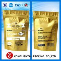 custom printed food grade bags thermal bags for medicines