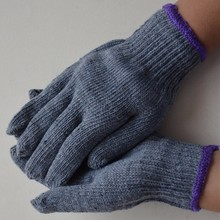 10 Gauge 400g Gray color gloves/Seamless and excellent quality gloves/Welcomed