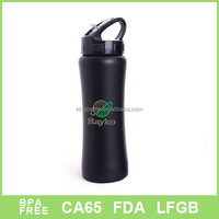 Colored Double Layer Bicycle Stainless Steel Water Bottle