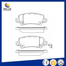 Hot Sale Auto Brake Systems Break Pad For Car 0446602020
