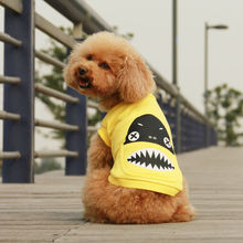 2014 fashionable dog t-shirt pet supplies dog clothes