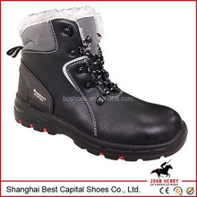 safety products and steel toe protection S3 work safety metal plate shoe
