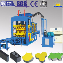 qt6-15 construction interlock brick making machine offer