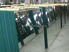 High Quality 3mm Clear Aluminium Mirror Sheet/sheet glass prices mirror, with max size 2440 x 3660mm for interior applications