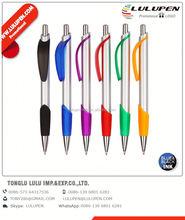 balmain courbe twist promotional pen; twist ballpoint pen; syringe shaped medical liquid ball pen
