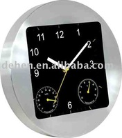 decorative photo frame wall clock