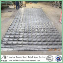 welded rebar wire pavement reinforcement mesh