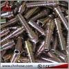 China manufacturer klikkon brass quick hydraulic hose couplings