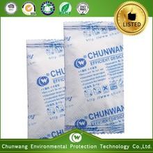 MSDS Wholesale Price Calcium Chloride Pouch Desiccant Bulk
