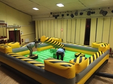 Meltdown inflatable zone for sale