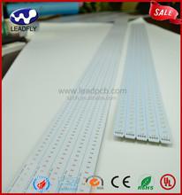promotion!!! Popular Aluminum PCB 120 Beam Angle 20W 1200mm SMD2835 LED T8 Tube light pcb pcba