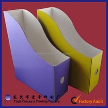 Custom Office Document File pocket