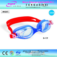 Hot sales Comfortable Silicone UV Protect junior kids Swimming Goggles