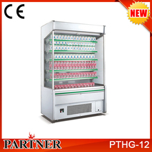New arrival commercial wine chiller,chiller showcase,beer chiller cheap price