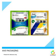 Plastic bags printing packaging bags plastic bag for pesticide with color printing