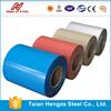 Spcc cold rolled mild steel Prepainted GI steel coil / PPGI / interior decoration prepainted galvanized steel coil