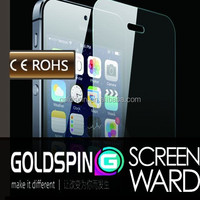 GOLDSPIN High Clear tempered glass mobile screen gurads for iPhone